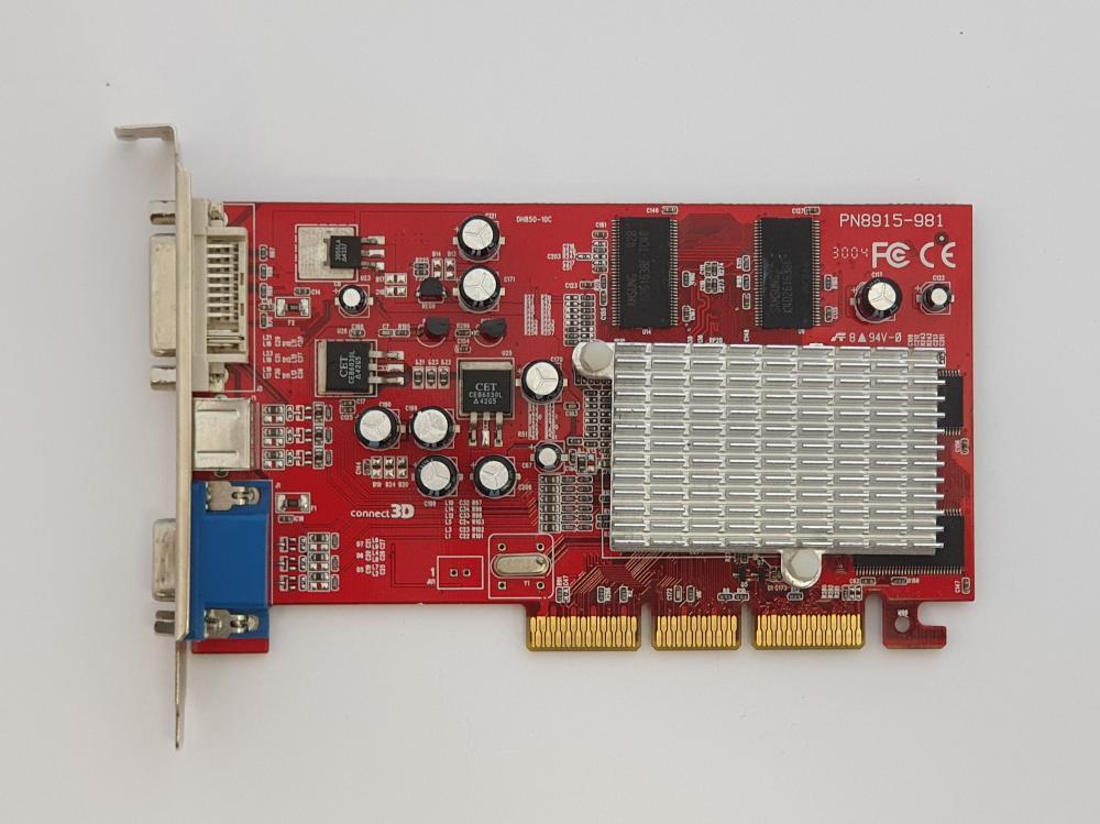 Radeon 9250 128MB AGP