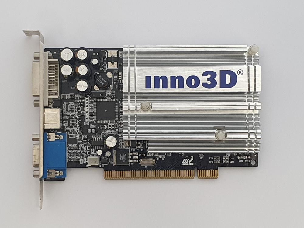 Nvidia GeForce MX4000 8X 128MB PCI