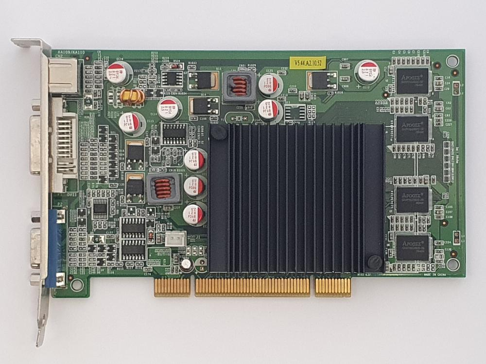 Nvidia GeForce 6200 256MB PCI