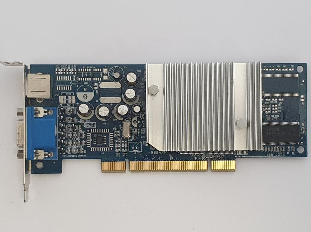 Nvidia GeForce MX4000 8X 64MB PCI
